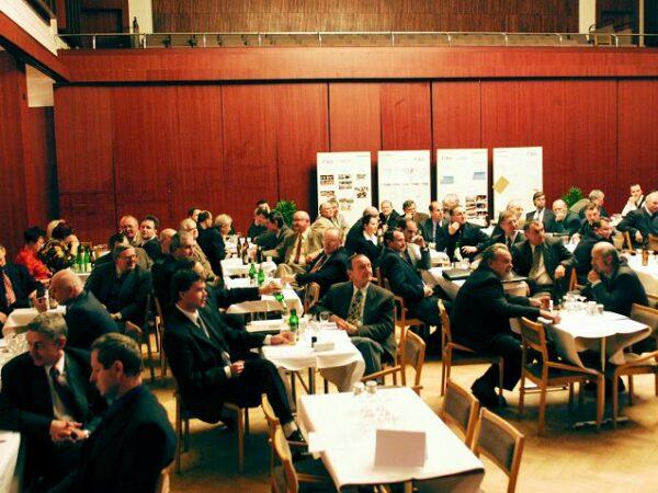 Celebrating 10th Anniversary of the society's foundation
