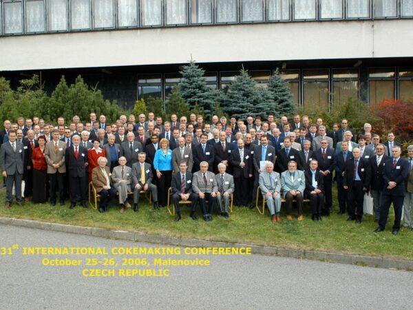 31st international cokemaking conference