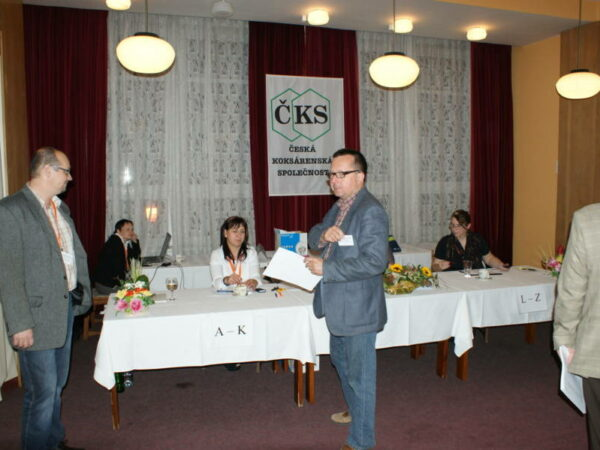 33rd international cokemaking conference