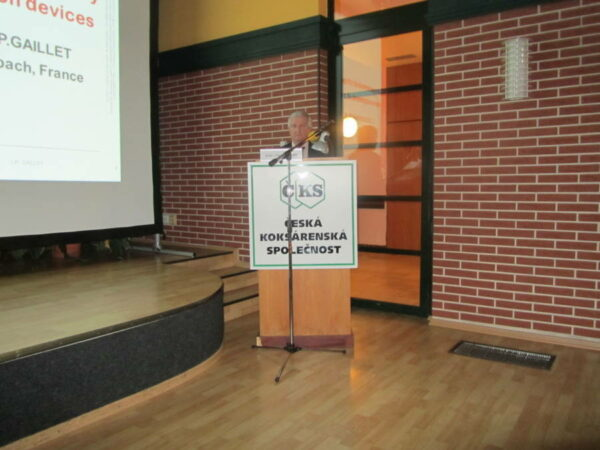 34rd international cokemaking conference