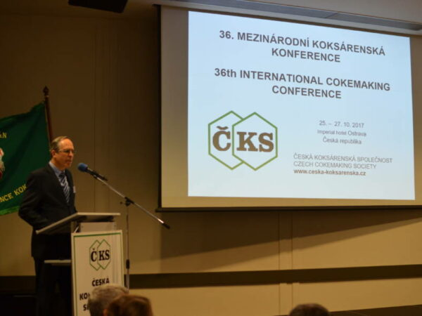 36th international cokemaking conference