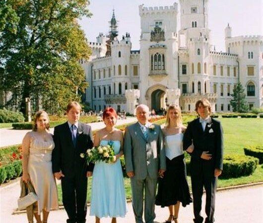 First cokemaking wedding