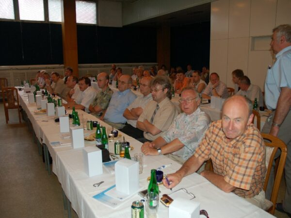 Mandatory meeting of the society in 2007