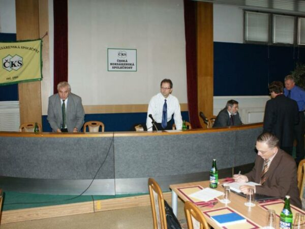 Mandatory meeting of the society in 2009