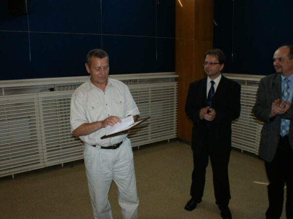 Mandatory meeting of the society in 2010
